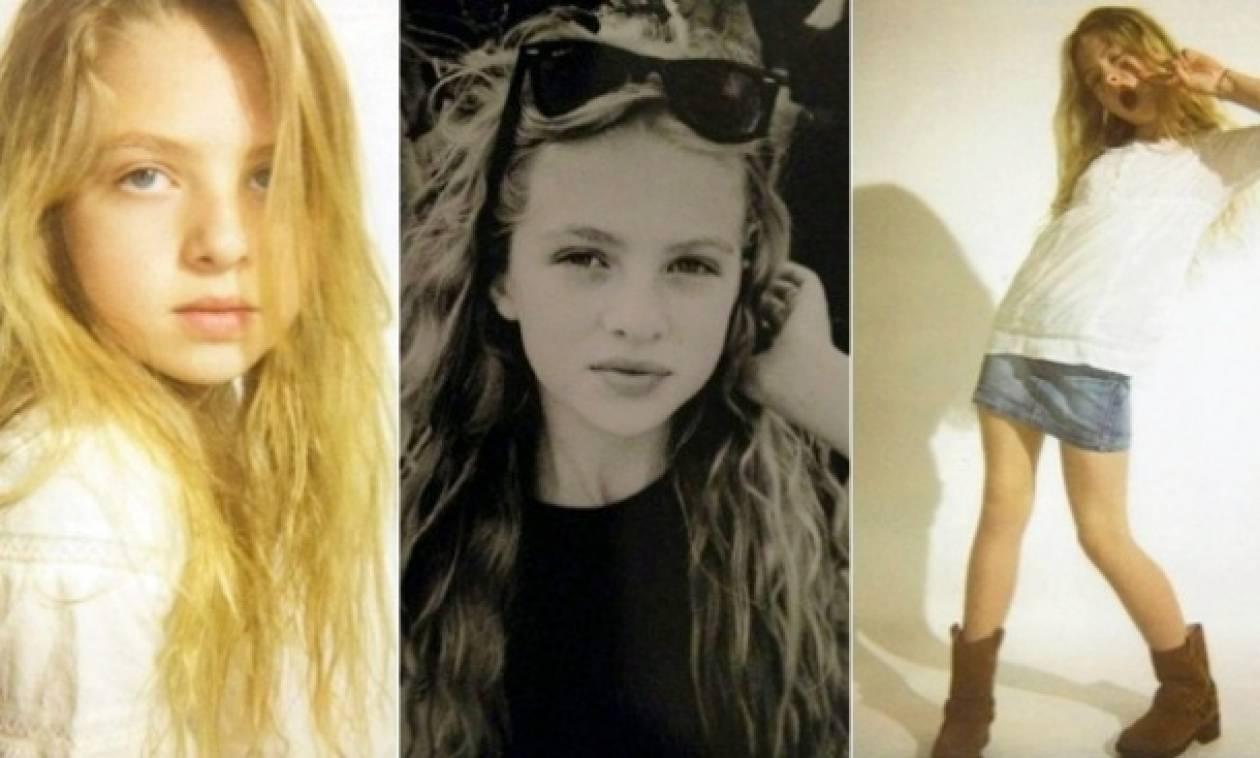 Η κόρη του Gallagher των Oasis θεωρείται η νέα Kate Moss