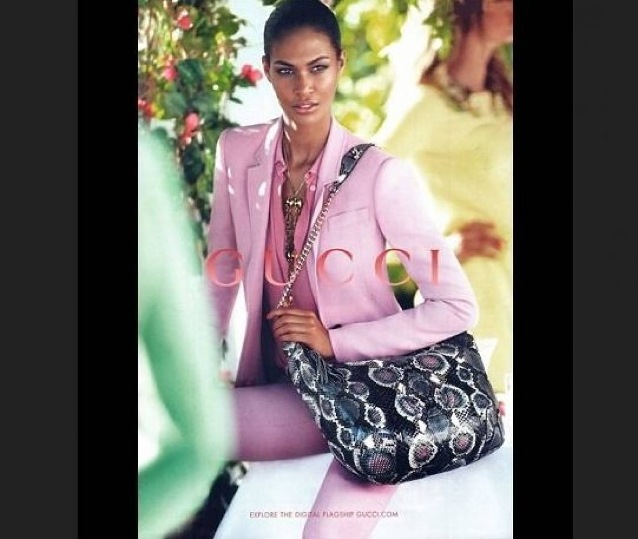 Photoshop λάθος: Η νέα καμπάνια Gucci υπέστη «κακές επεμβάσεις»