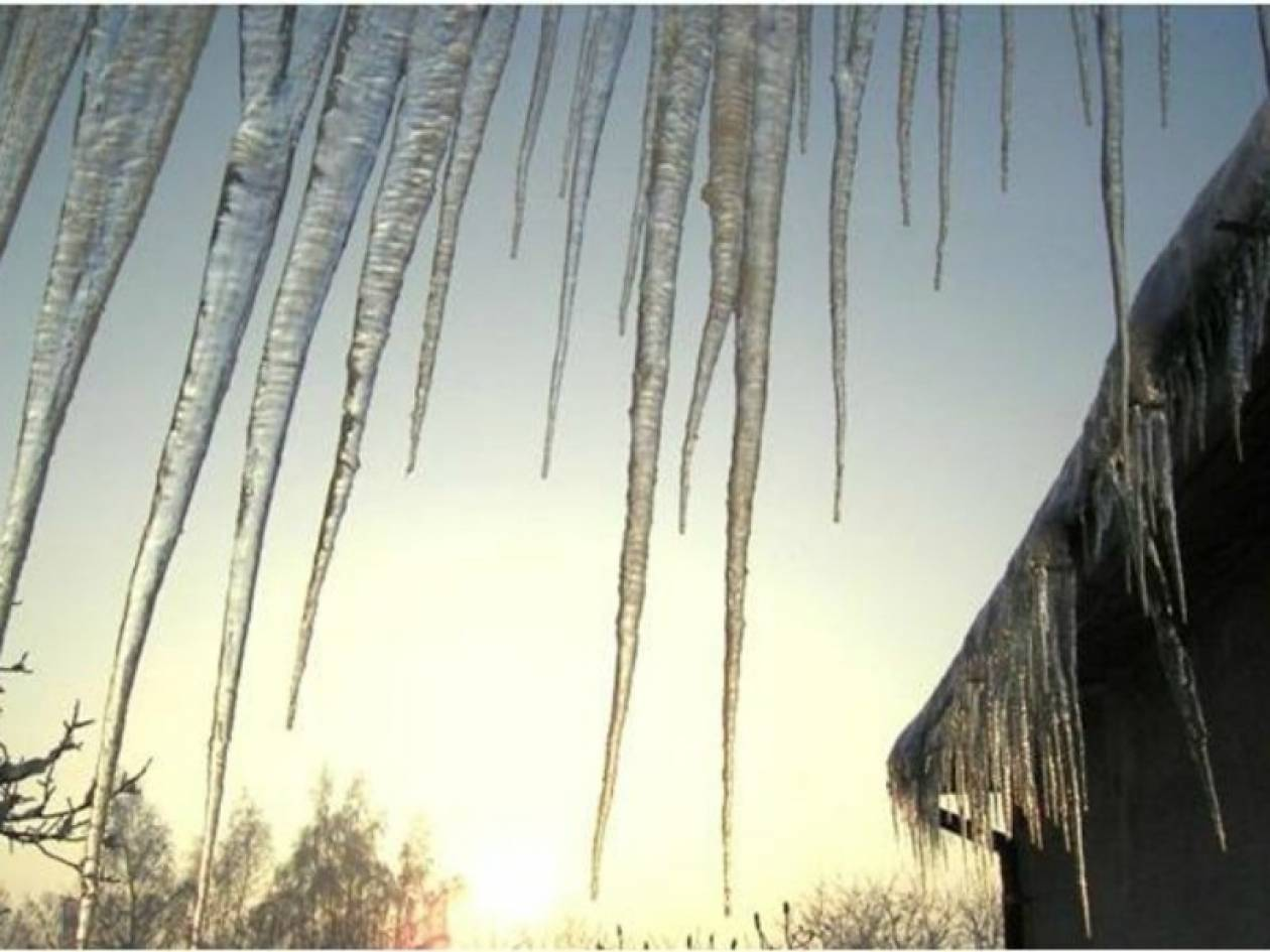 Παγετός σε όλη τη χώρα