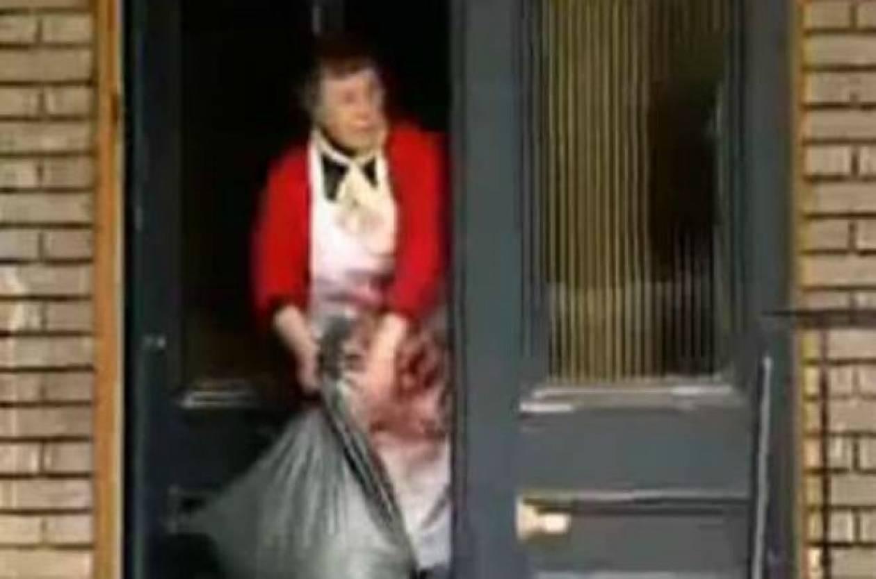 Η... δολοφόνος με τον μπαλτά ήταν φάρσα (video)