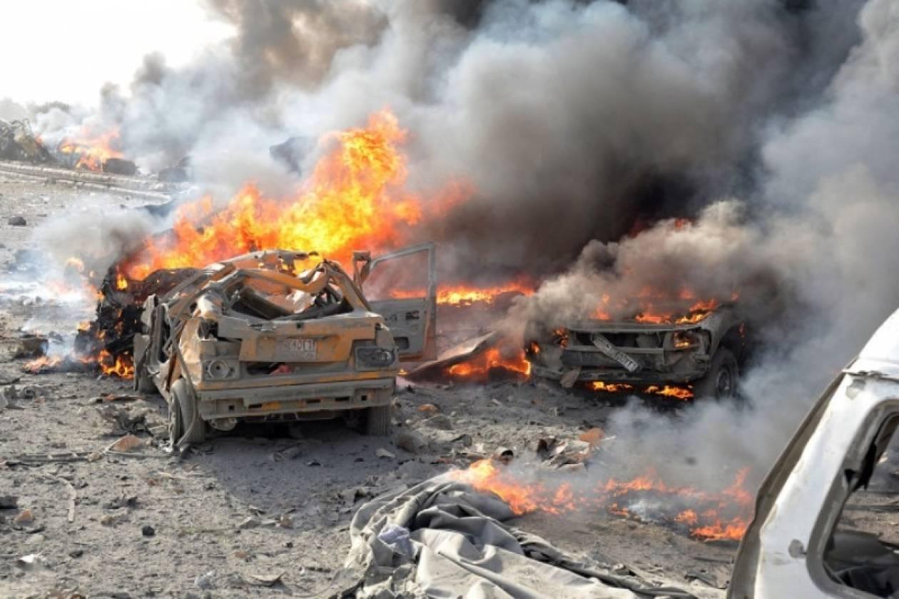Παγιδευμένο αυτοκίνητο σκορπά το θάνατο στη Δαμασκό