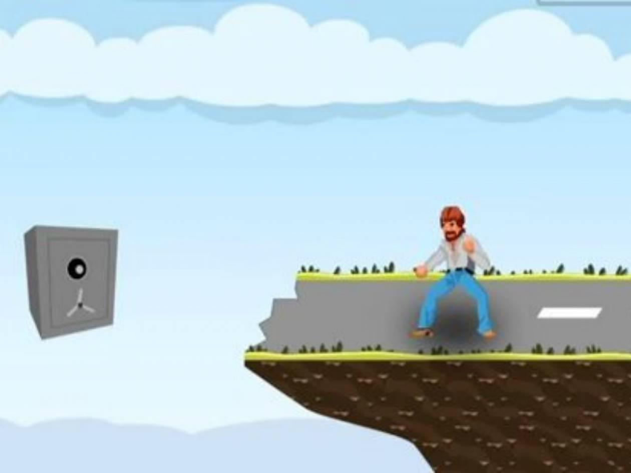 Χαμός στο youtube: Τσακ Νόρις VS πουλάκι τσίου