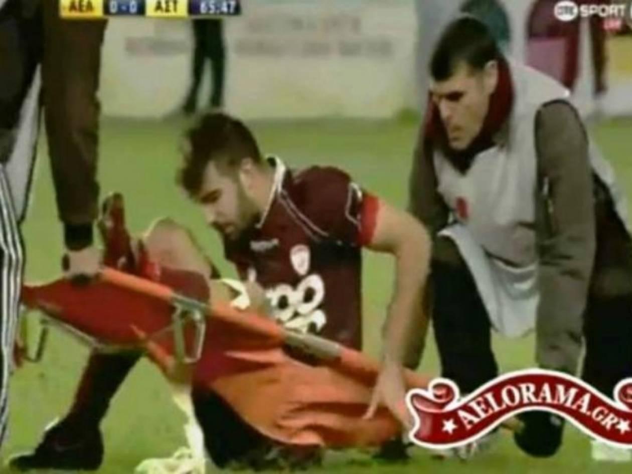 Ελληνικό ποδόσφαιρο 2012: Σκίστηκε το φορείο, ξερός ο ποδοσφαιριστής