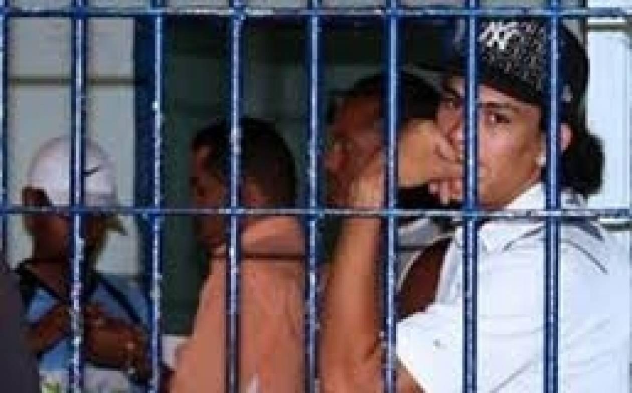 Υπερπλήρεις οι ελληνικές φυλακές
