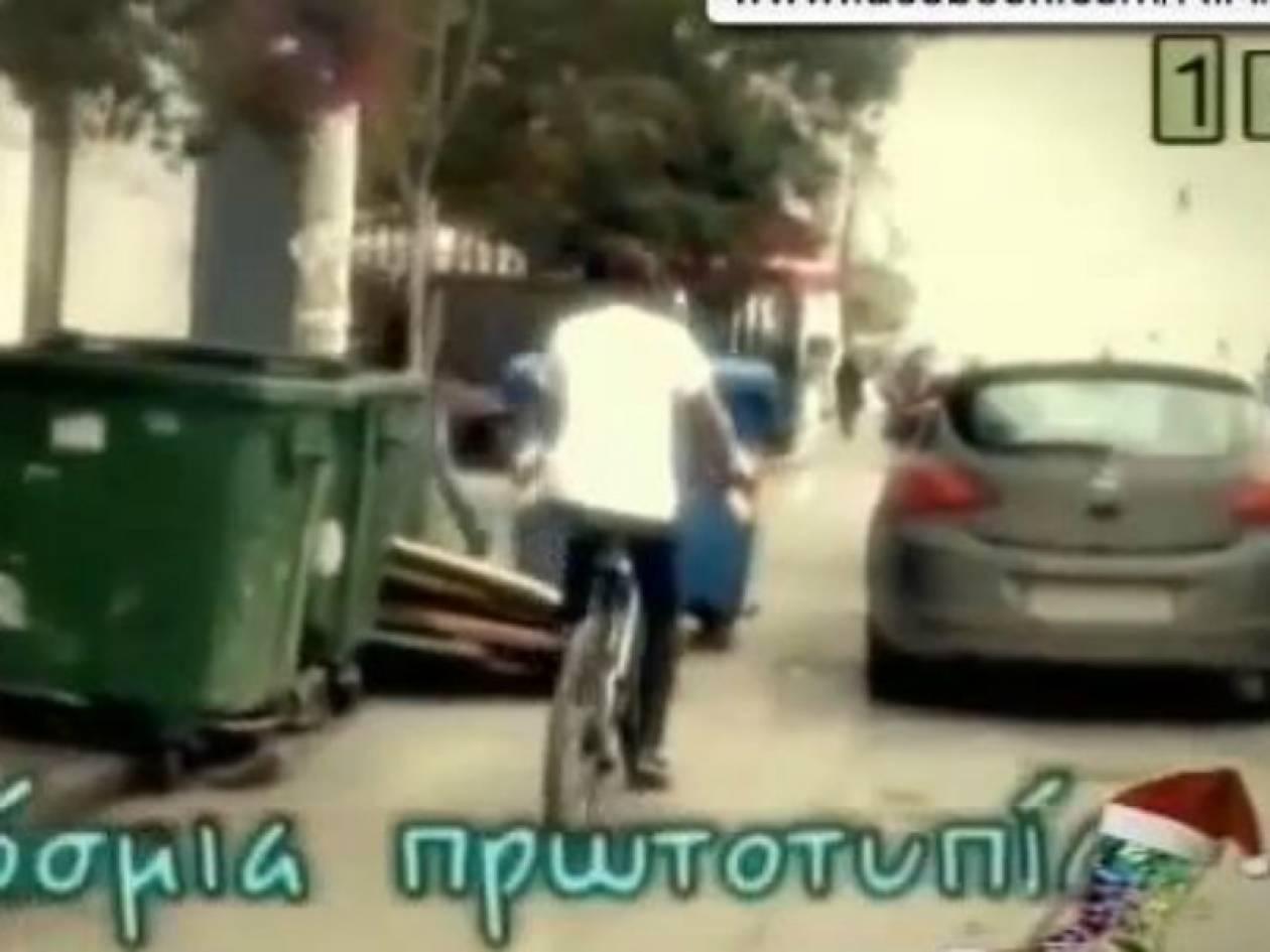 Το ξεκαρδιστικό τουριστικό βίντεο των Αρβύλα για τη Θεσσαλονίκη!