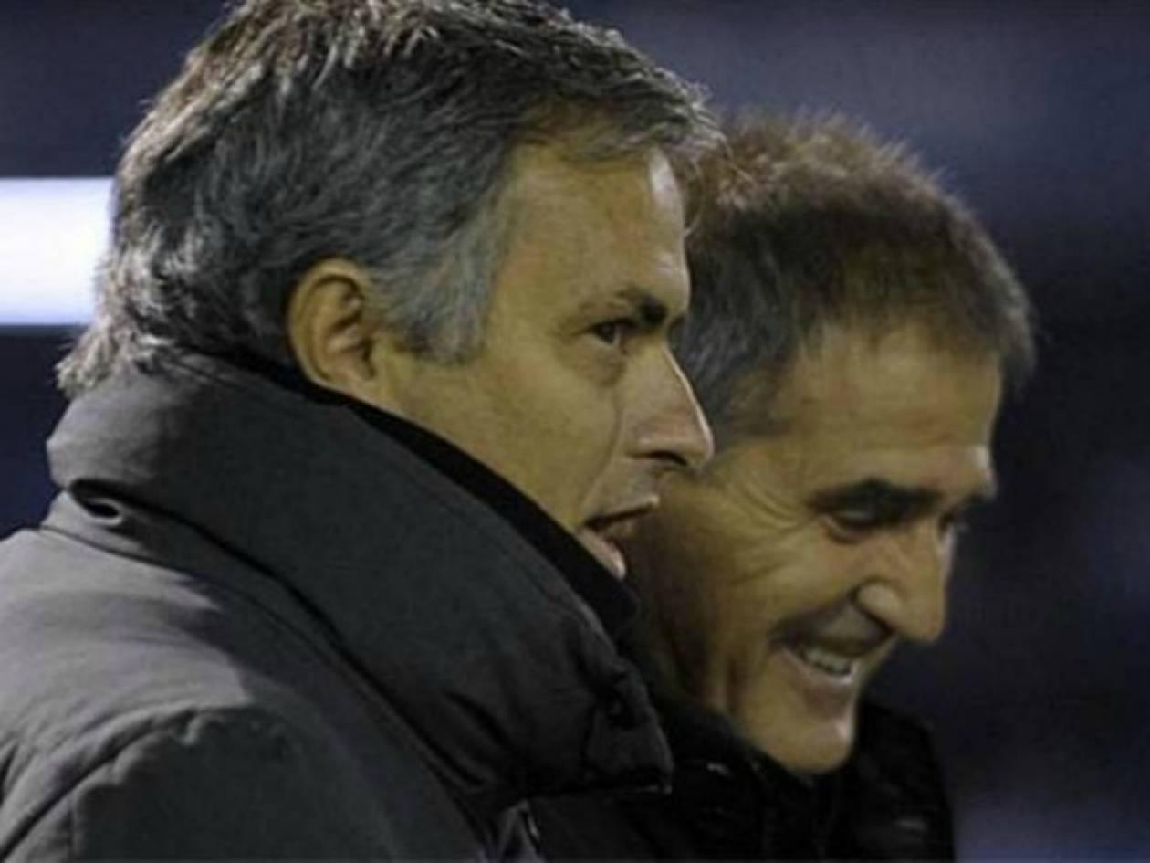 Ρεάλ Μαδρίτης: «Ιππότης» ο Μουρίνιο! (video)
