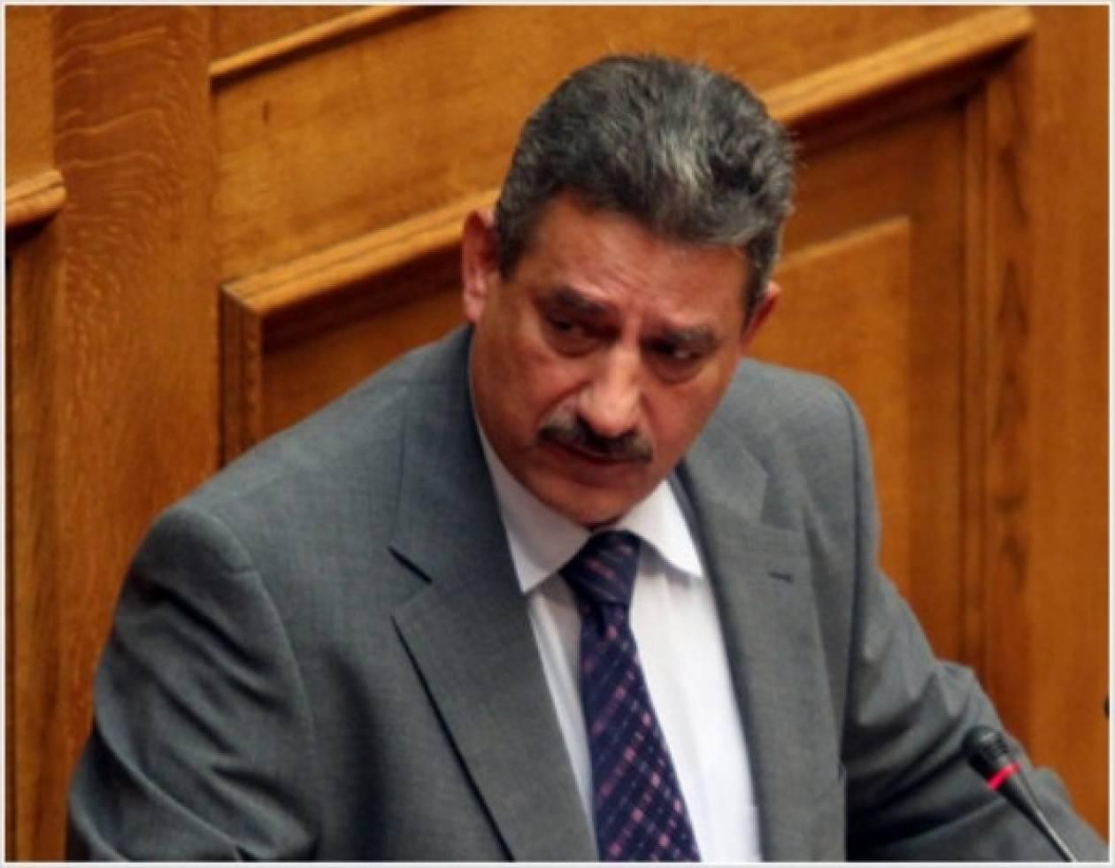 Παραιτήθηκε και επισήμως ο Γιάννης Κουράκος από τους ΑΝ.ΕΛ.