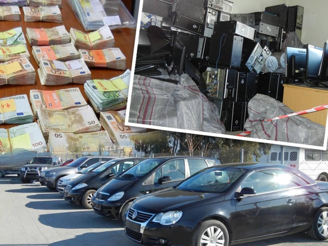 Πάνω από 30 εκατ. ευρώ τα κέρδη της μαφίας στη Μαγνησία