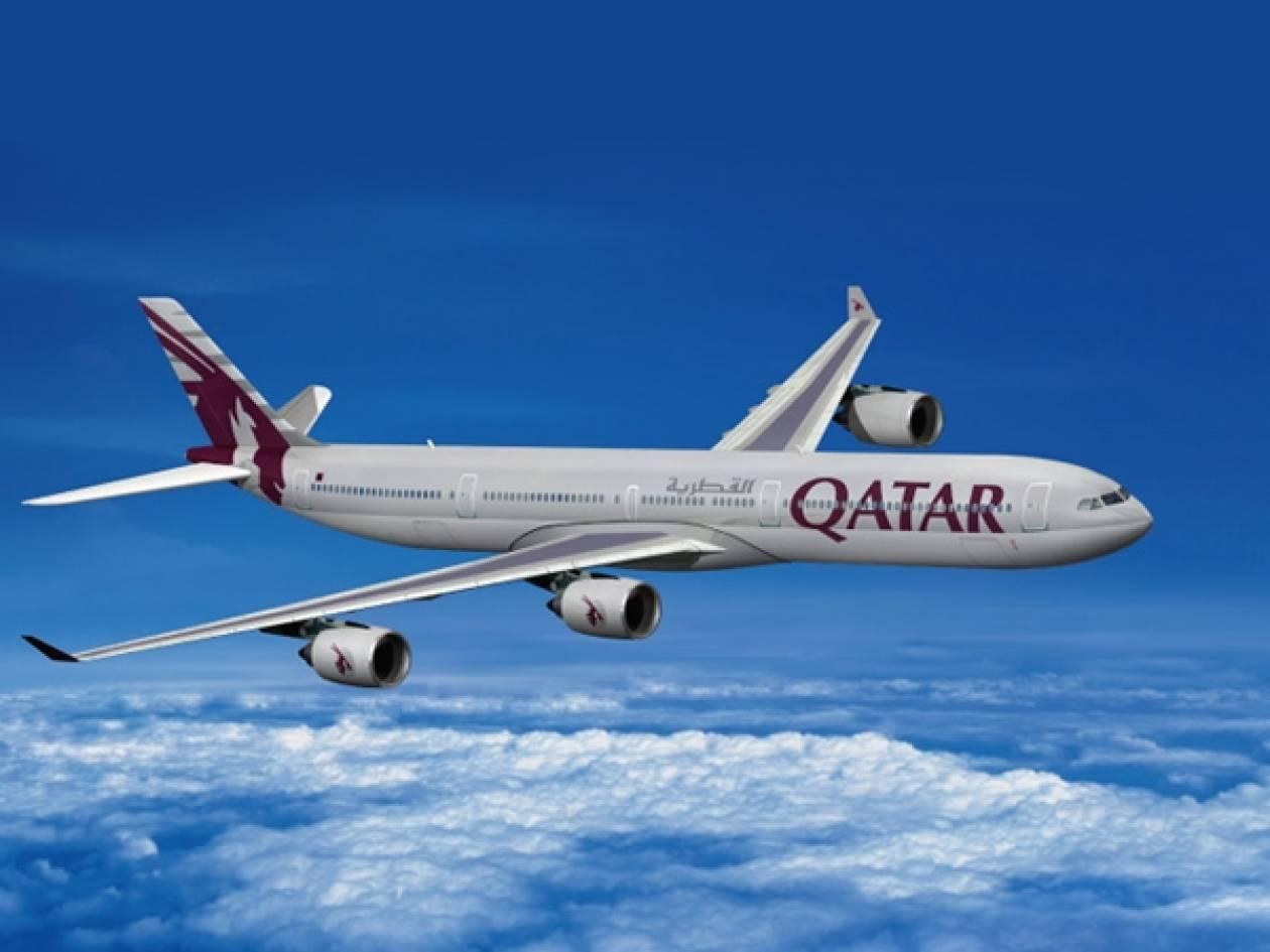«Μεγάλες ευκαιρίες στην Ελλάδα» βλέπει ο επικεφαλής της Qatar Airways