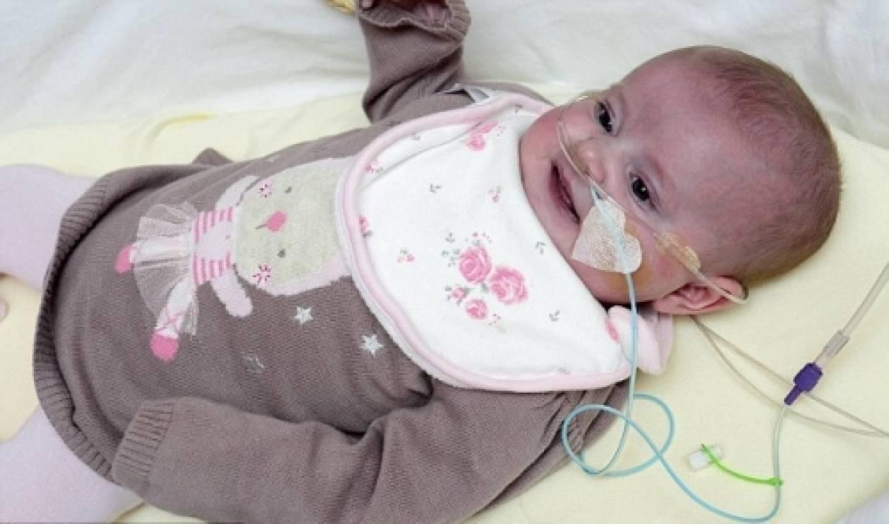 Θαύμα: Έσωσαν με επέμβαση ανοιχτής καρδιάς μωρό ηλικίας 30 λεπτών