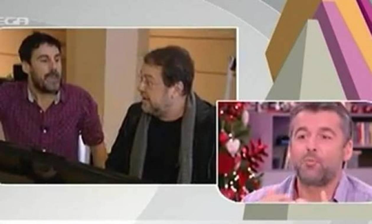 Γιώργος Λιάγκας: «Η Μαρινέλλα δεν έχει πει ωραία τραγούδια»