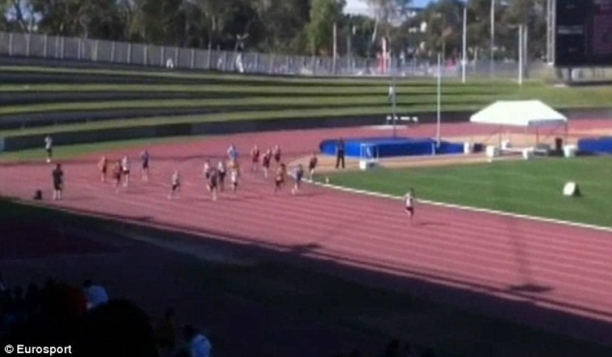 Βίντεο: Αυτός ο 12χρονος είναι ο επόμενος Usain Bolt;