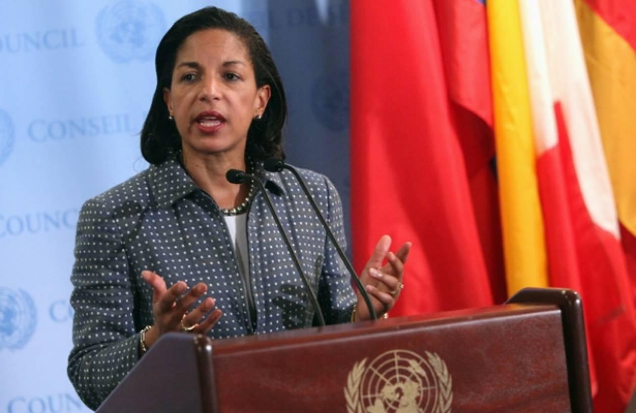 ΗΠΑ: Δεν θα είναι υποψήφια υπουργός Εξωτερικών η Σούζαν Ράις