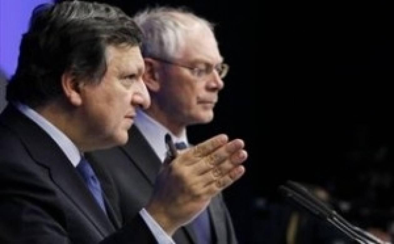 Δράσεις για την ολοκλήρωση της Ε.Ε υποσχέθηκαν οι ηγέτες