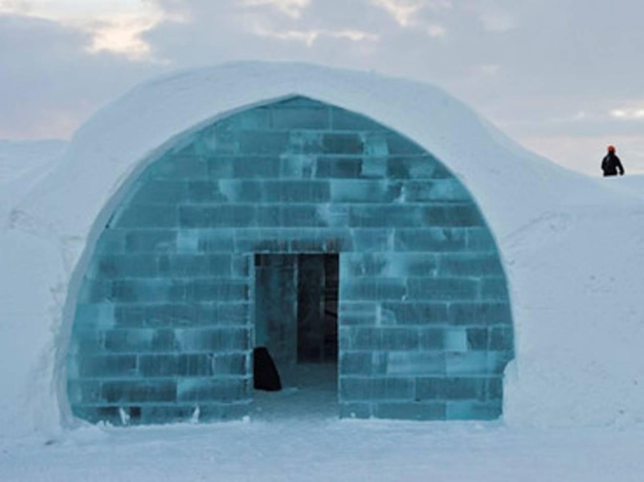 Σουηδία: Ετοιμάζεται το 23ο ξενοδοχείο από πάγο