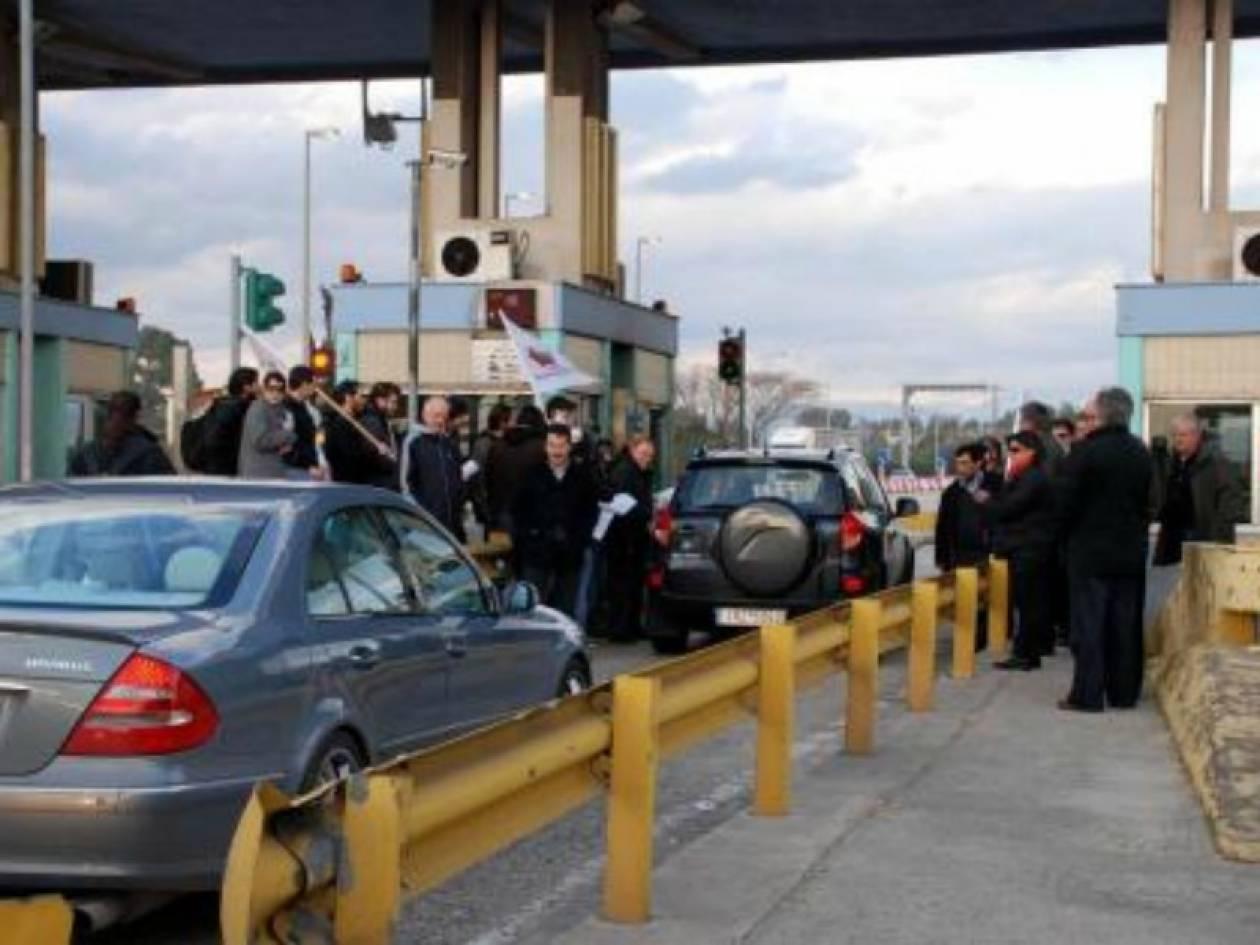 Πάτρα: 14.000 ευρώ πρόστιμο σε ταξιτζή γιατί δεν πλήρωσε διόδια!