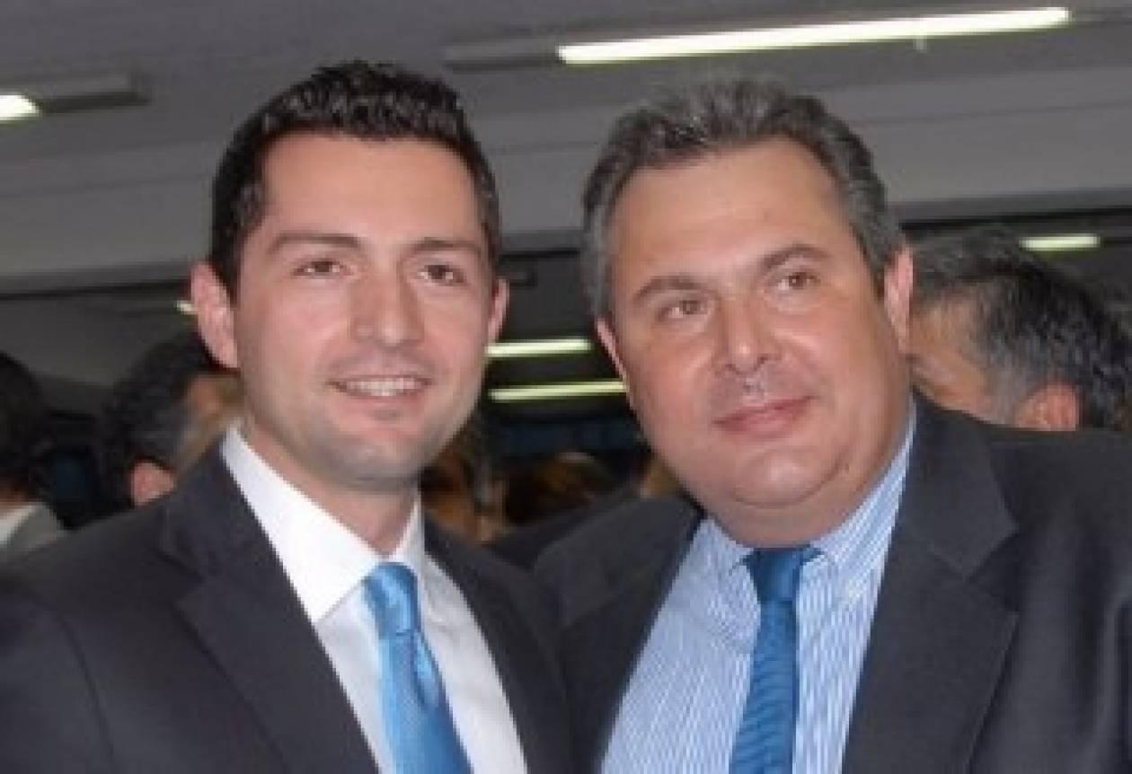 Παραιτήθηκε και ο Καμηλαράκης από τους Ανεξάρτητους Έλληνες