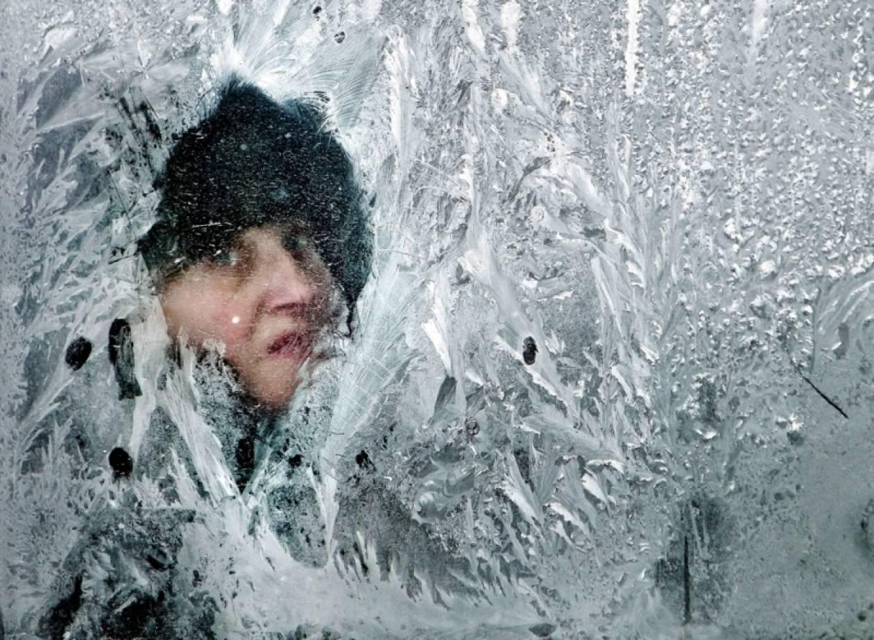 Στην «κατάψυξη» η Ρουμανία: Στους -31 βαθμούς Κελσίου ο υδράργυρος