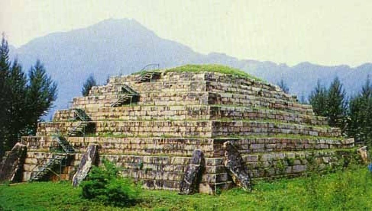 Νίγια: Μια χαμένη αρχαία ελληνική πόλη στην Κίνα