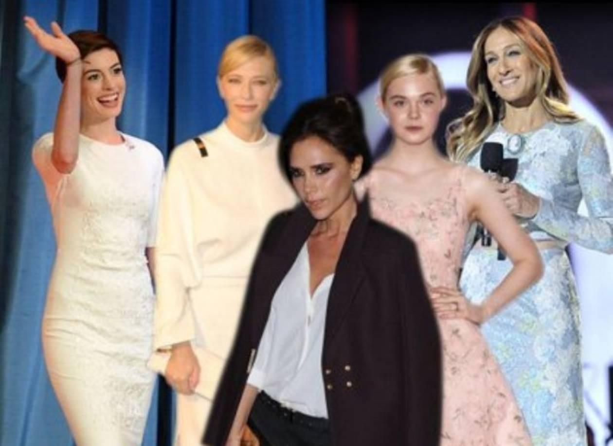 Ποια ήταν η πιο καλοντυμένη star την εβδομάδα που τελειώνει;