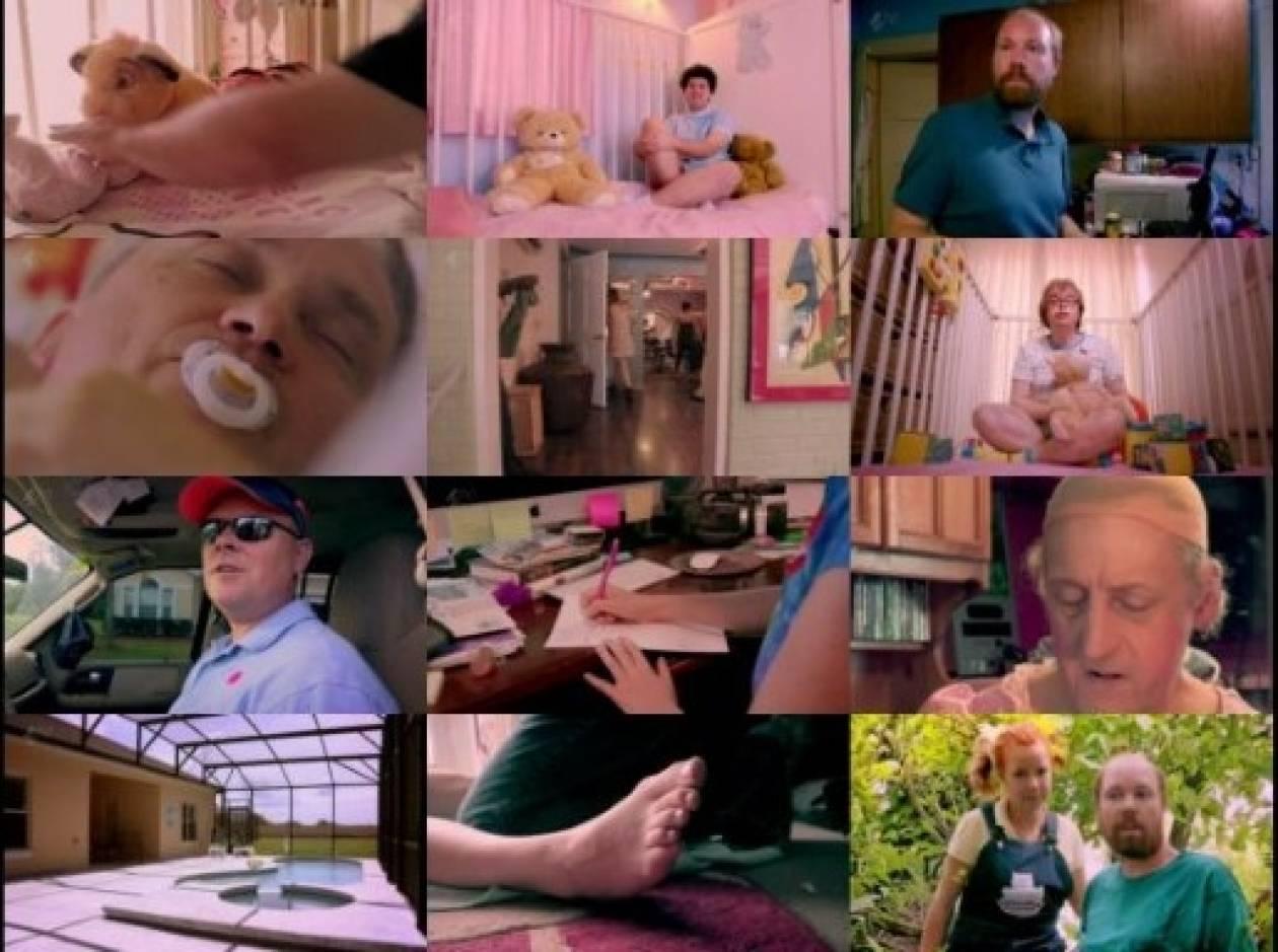 ΣΟΚΑΡΙΣΤΙΚΟ ντοκιμαντέρ: Μωρά... 95 κιλών!