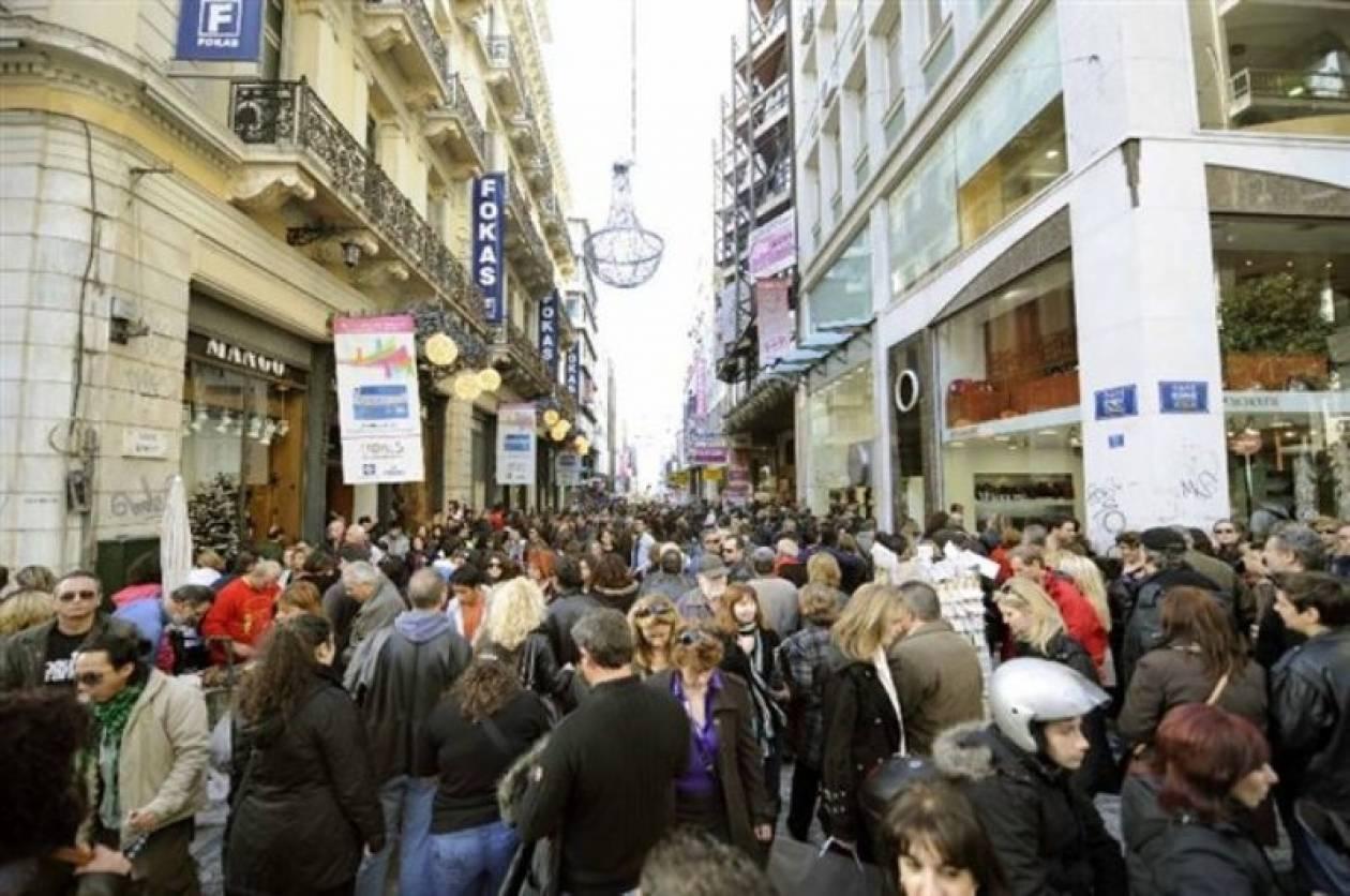 EΣΕΕ: Να μην ανοίγουν τα καταστήματα τις Κυριακές