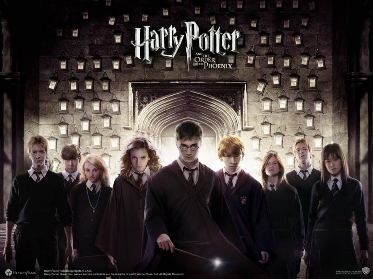 Ετοιμάζουν νέα ταινία Χάρι Πότερ
