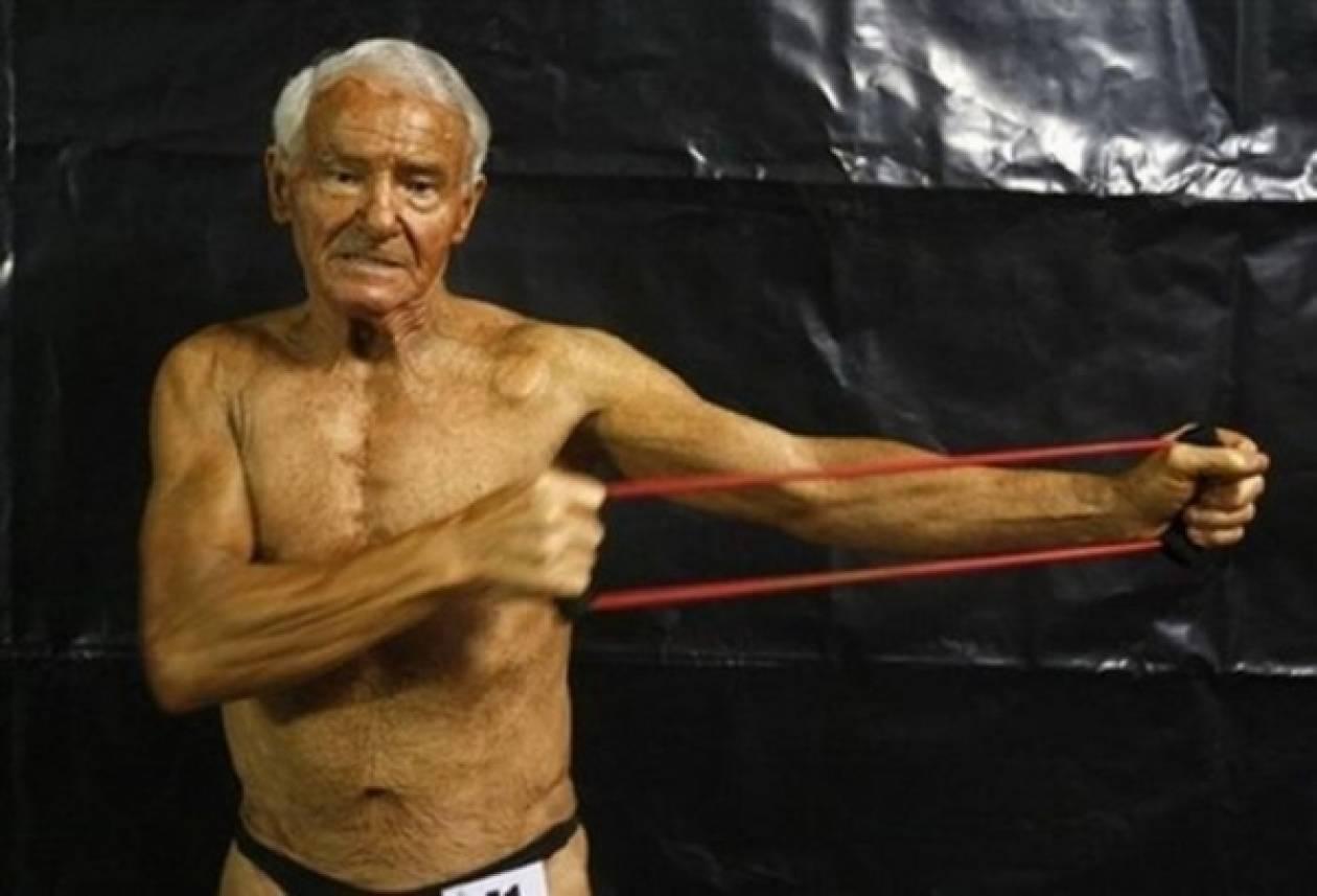 Bodybuilder ετών... 84! (pics)