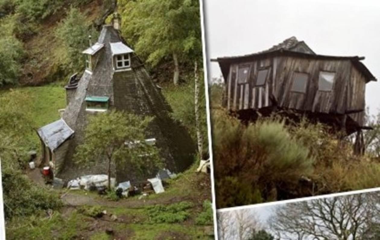 Ο Immo Klink μας δείχνει τα πιο «φυσικά» σπίτια στον κόσμο