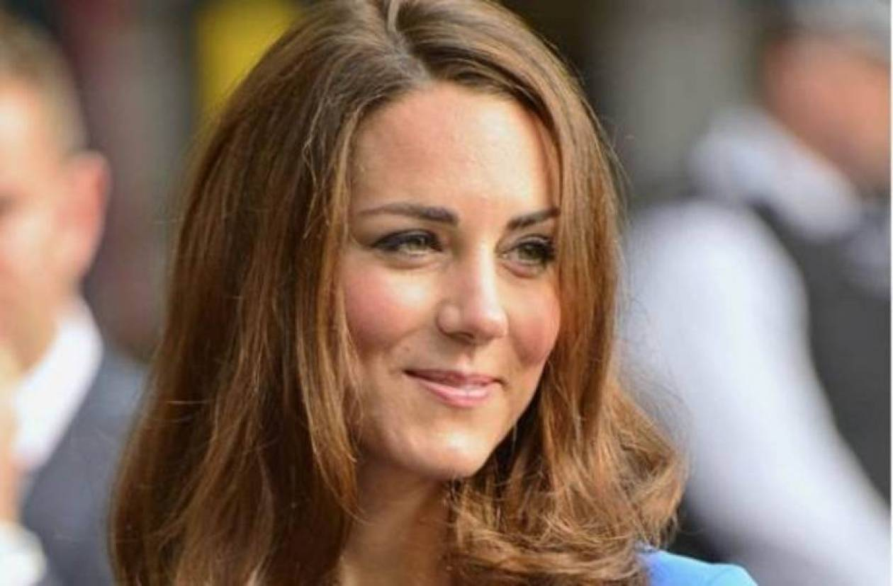 Kate Middleton: «Παντρεμένη» με τον κομμωτή της