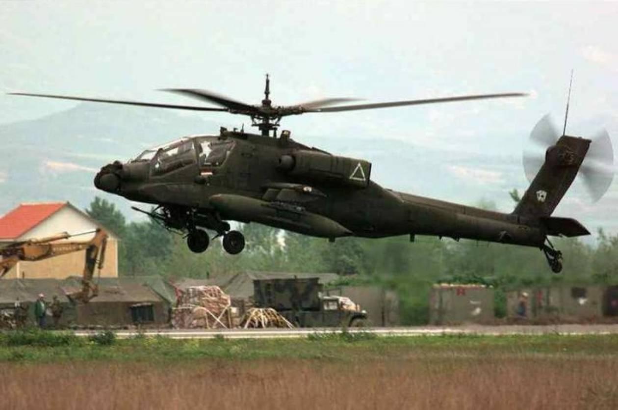 Η Αλβανία ενισχύει τις ένοπλες δυνάμεις της με ελικόπτερα