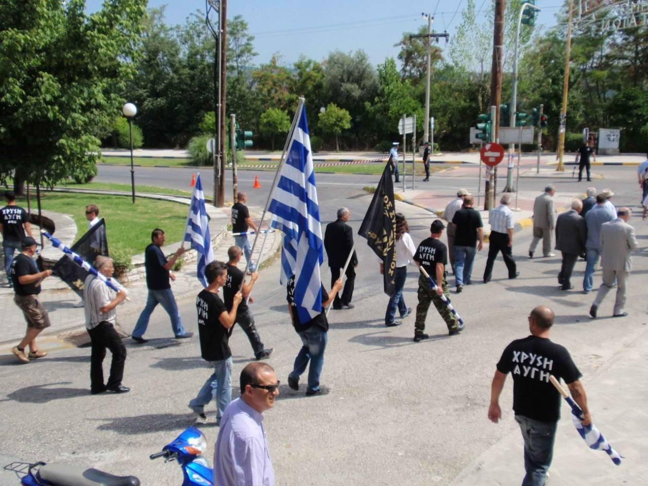 Χρυσή Αυγή: Οι Έλληνες να κυκλοφορούν ξανά ελεύθεροι στις πόλεις