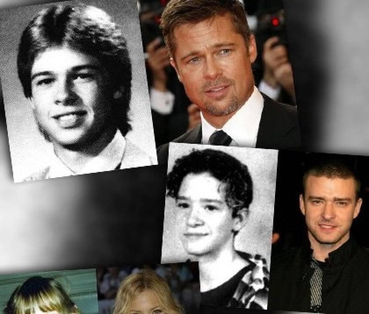 Ποιοι celebrities από ασχημόπαπα εξελίχθηκαν σε κύκνους;