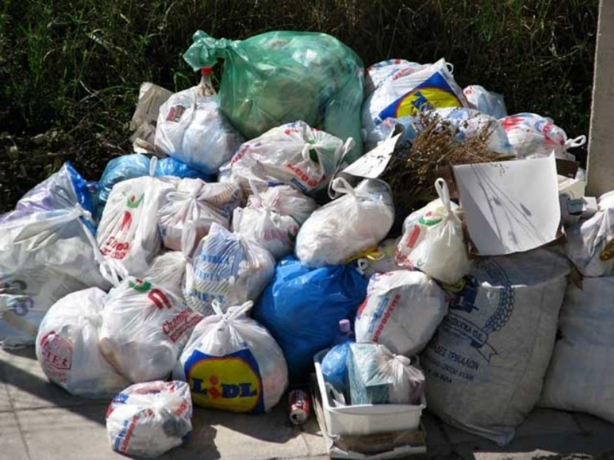 Θα «βουλιάξουμε» στα σκουπίδια το Σαββατοκύριακο