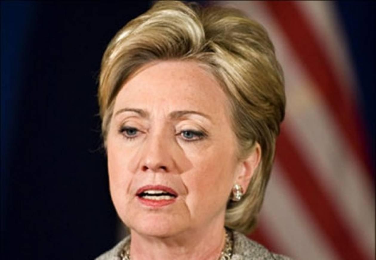 Ώρες αγωνίας για τη Χίλαρι Κλίντον