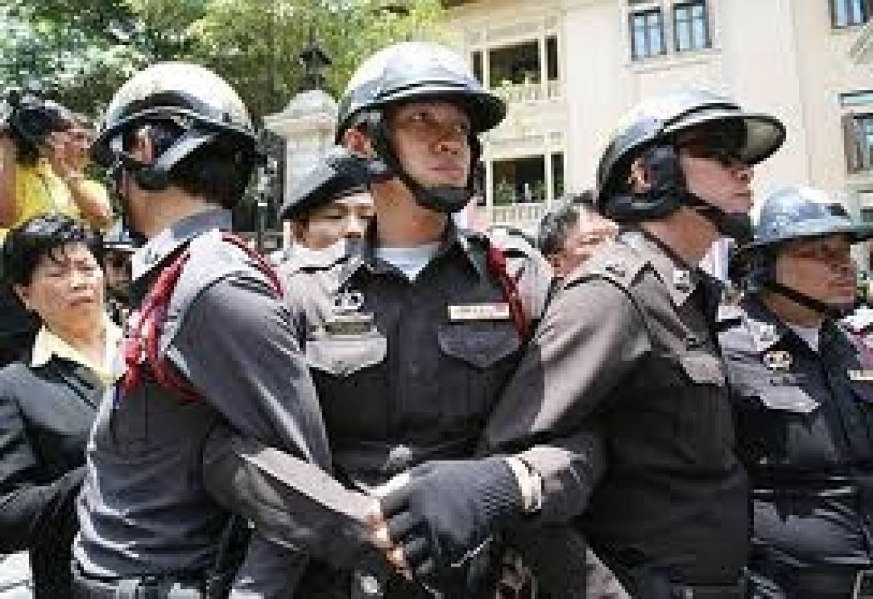 Ταϊλάνδη: Συμπλοκές σε εκδήλωση αυτοκινητοβιομηχανίας
