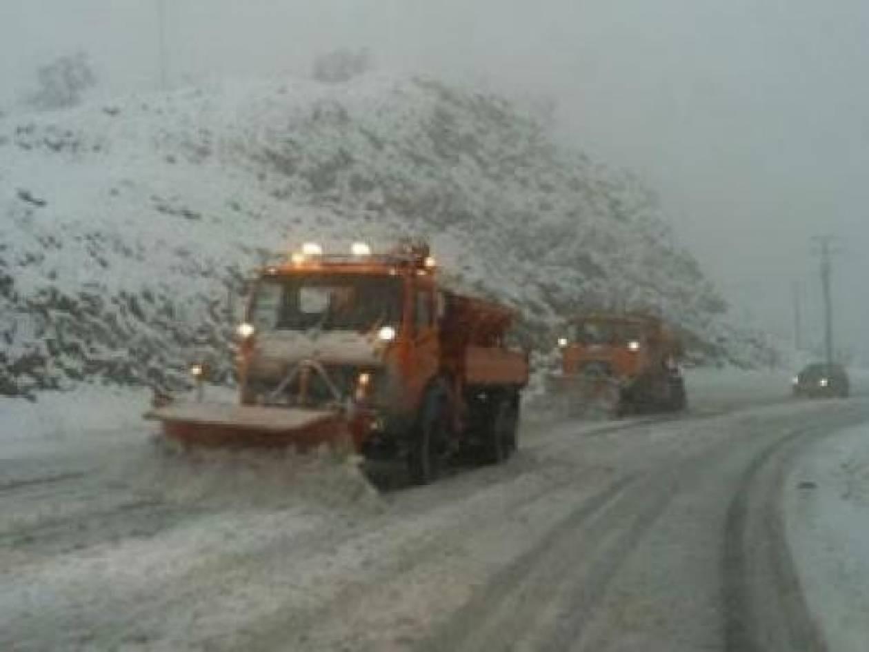 Προβλήματα από τη χιονόπτωση σε Νορβηγία, Δανία και Σουηδία