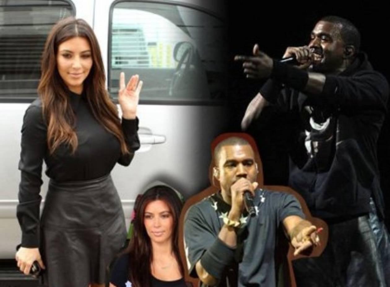 Kim Kardashian-Kanye West: Ποιος φόρεσε καλύτερα τη givenchy φούστα;