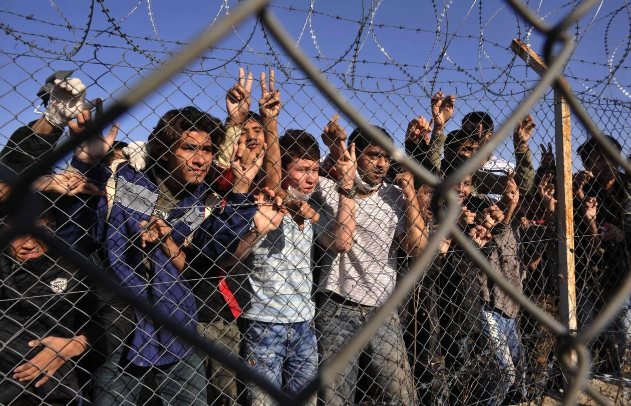 Έφτιαξαν νέο «χωριό» για να βάλουν λαθρομετανάστες