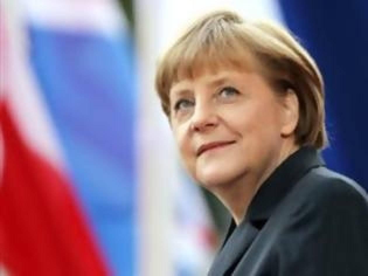 Μέρκελ: Σε καλό δρόμο η ελληνική κυβέρνηση