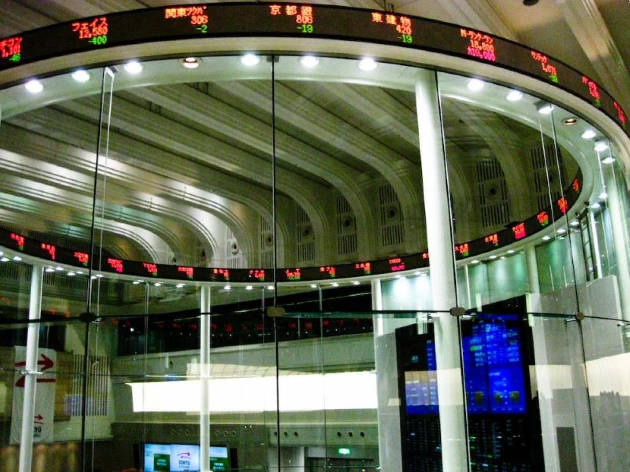 Με μεγάλα κέρδη ξεκίνησε το χρηματιστήριο του Τόκιο