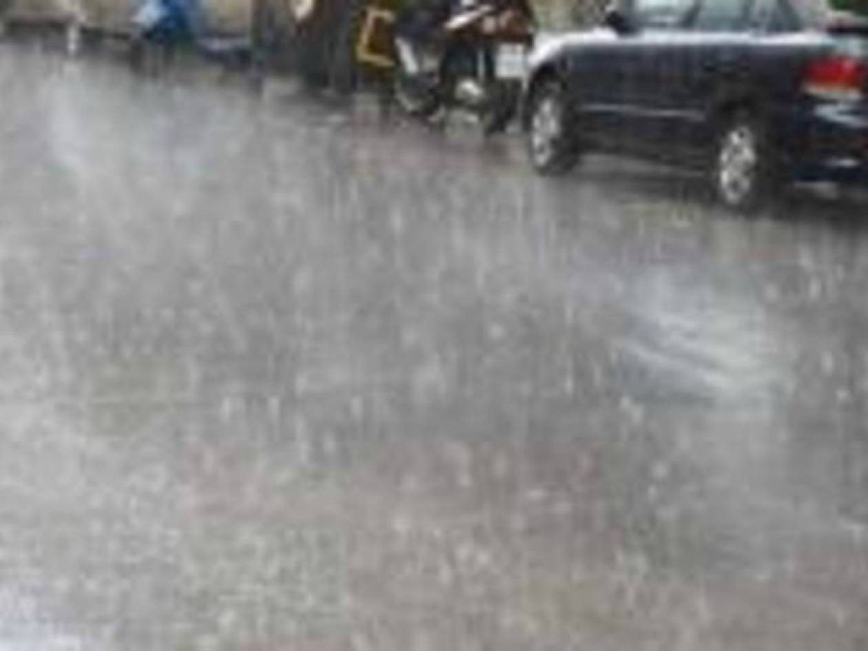 Με βροχές και χιόνια ξεκινάει η εβδομάδα