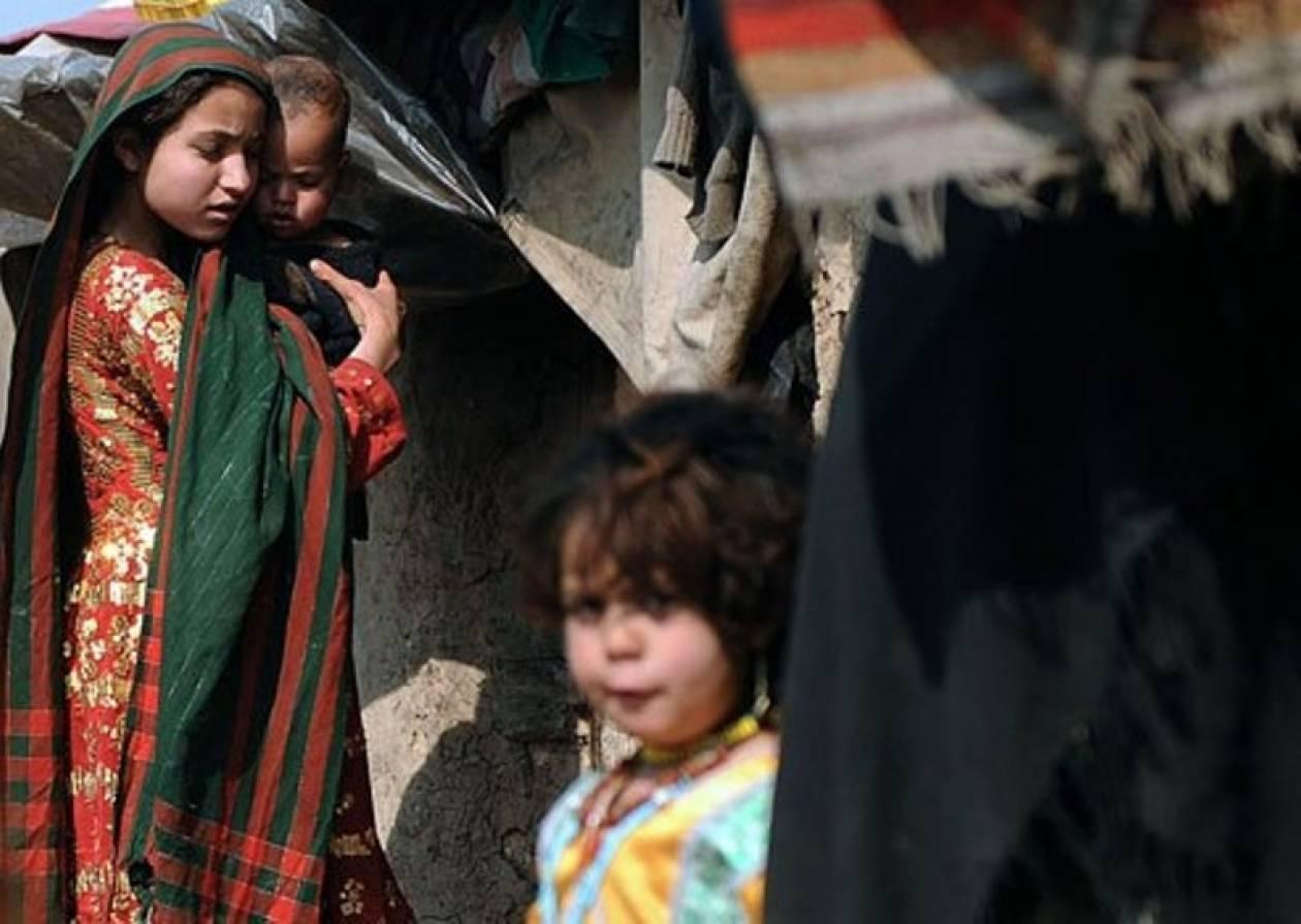 Δέκα μικρά κορίτσια σκοτώθηκαν από έκρηξη νάρκης