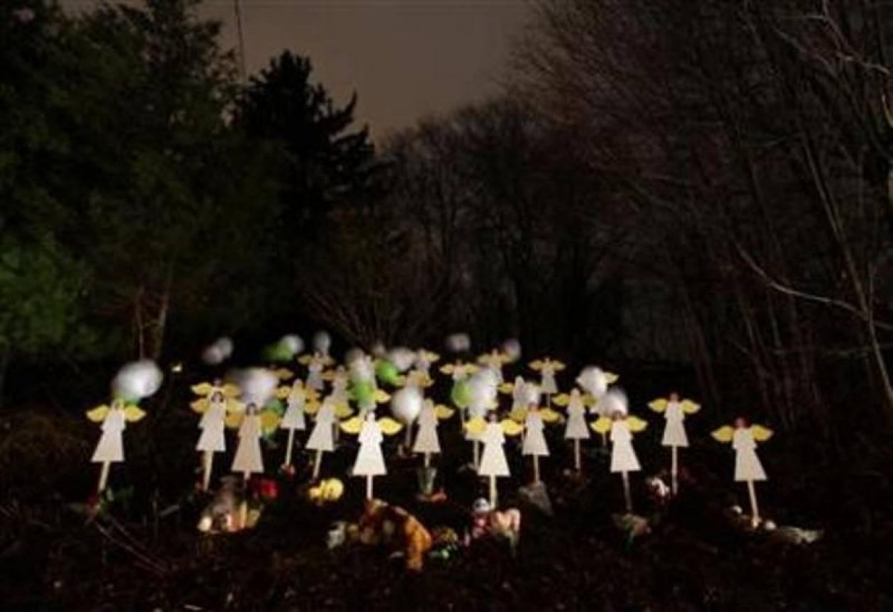 Οι ΗΠΑ ετοιμάζονται για τις κηδείες των μικρών μαθητών