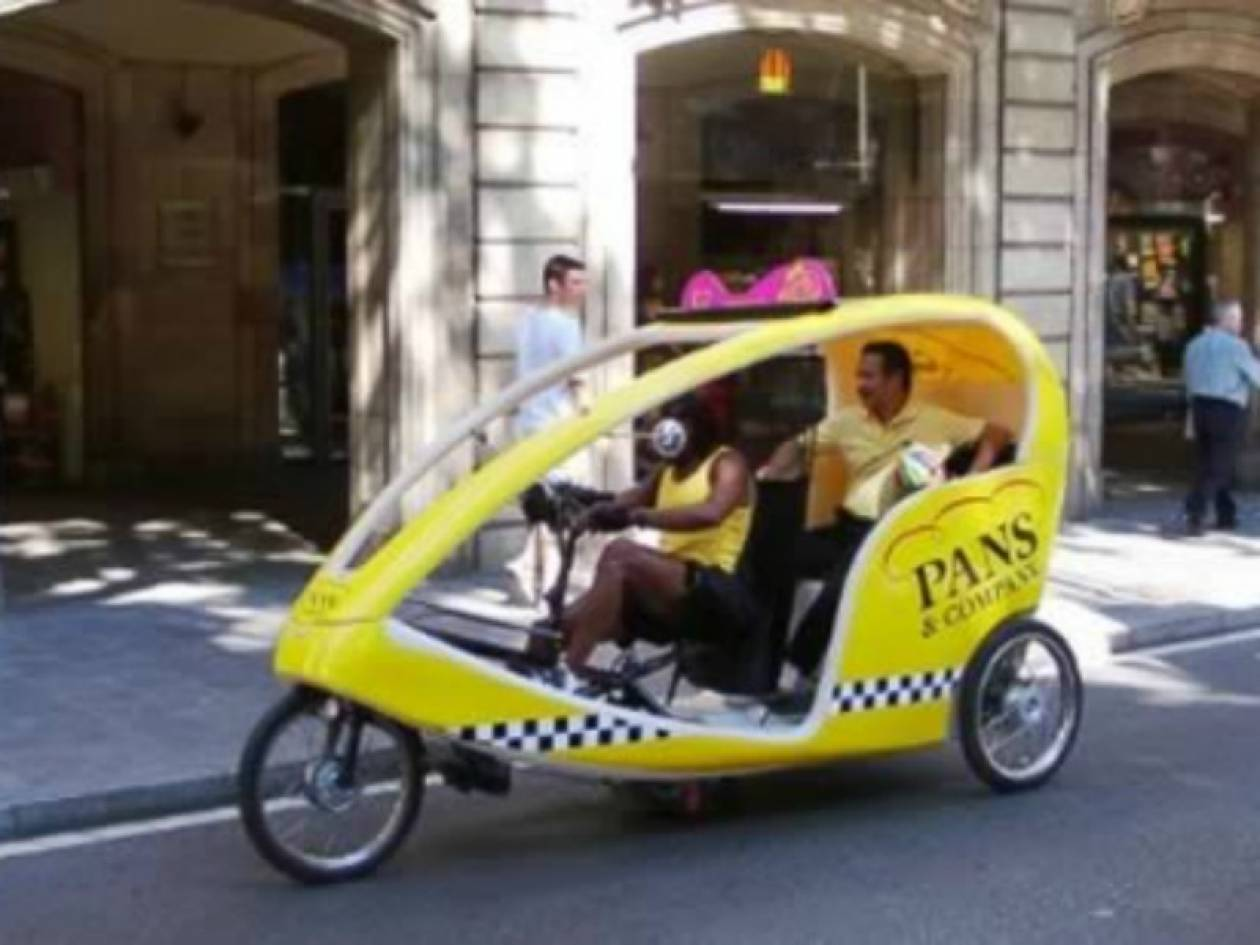 Τα πιο παράξενα ταξί που έχετε δει (pics)