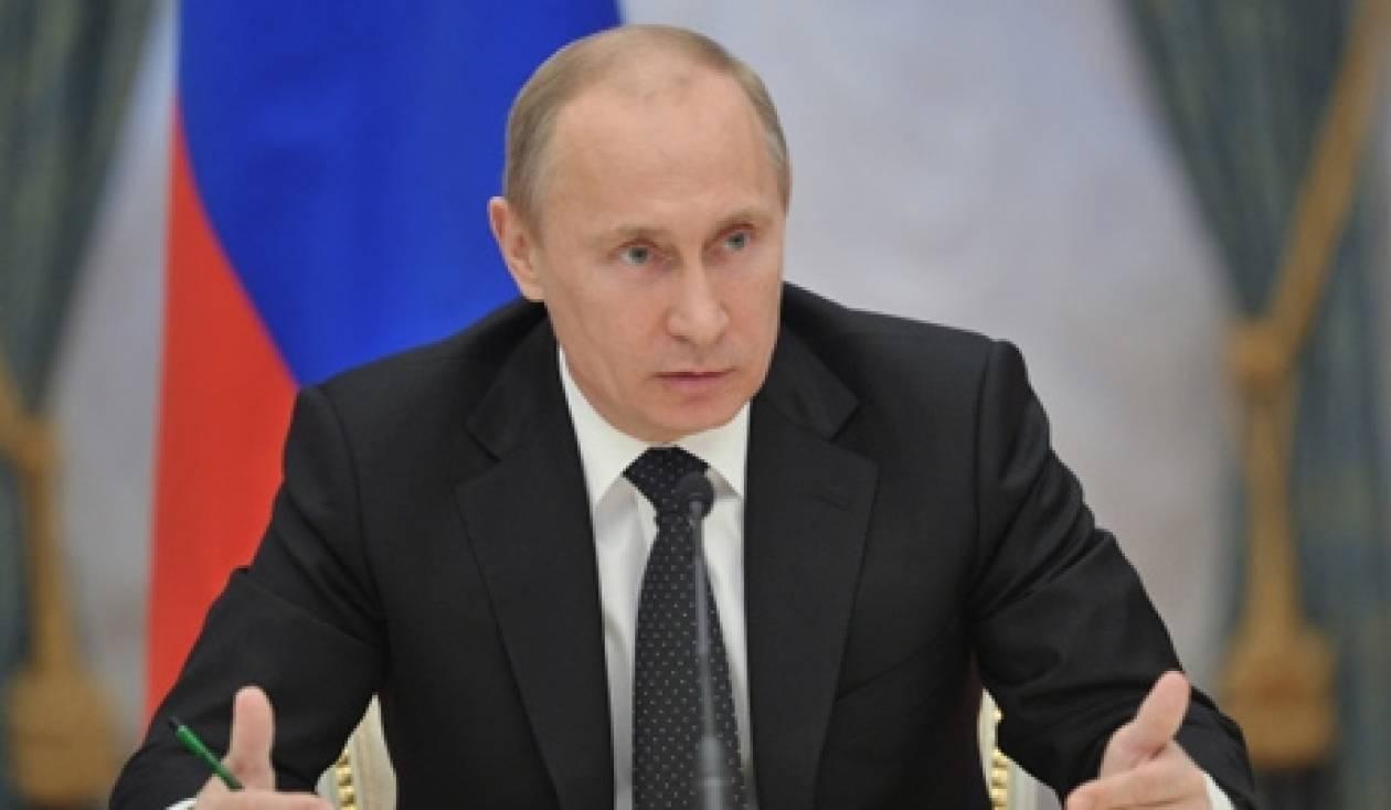 Πούτιν: Η Ρωσία σημείωσε ρεκόρ στις εξαγωγές όπλων