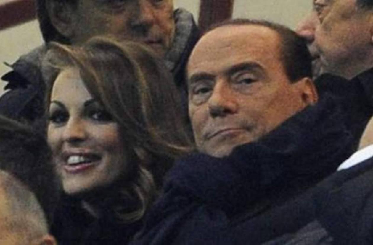 Ο Μπερλουσκόνι αρραβωνιάστηκε με την 27χρονη Φραντσέσκα!