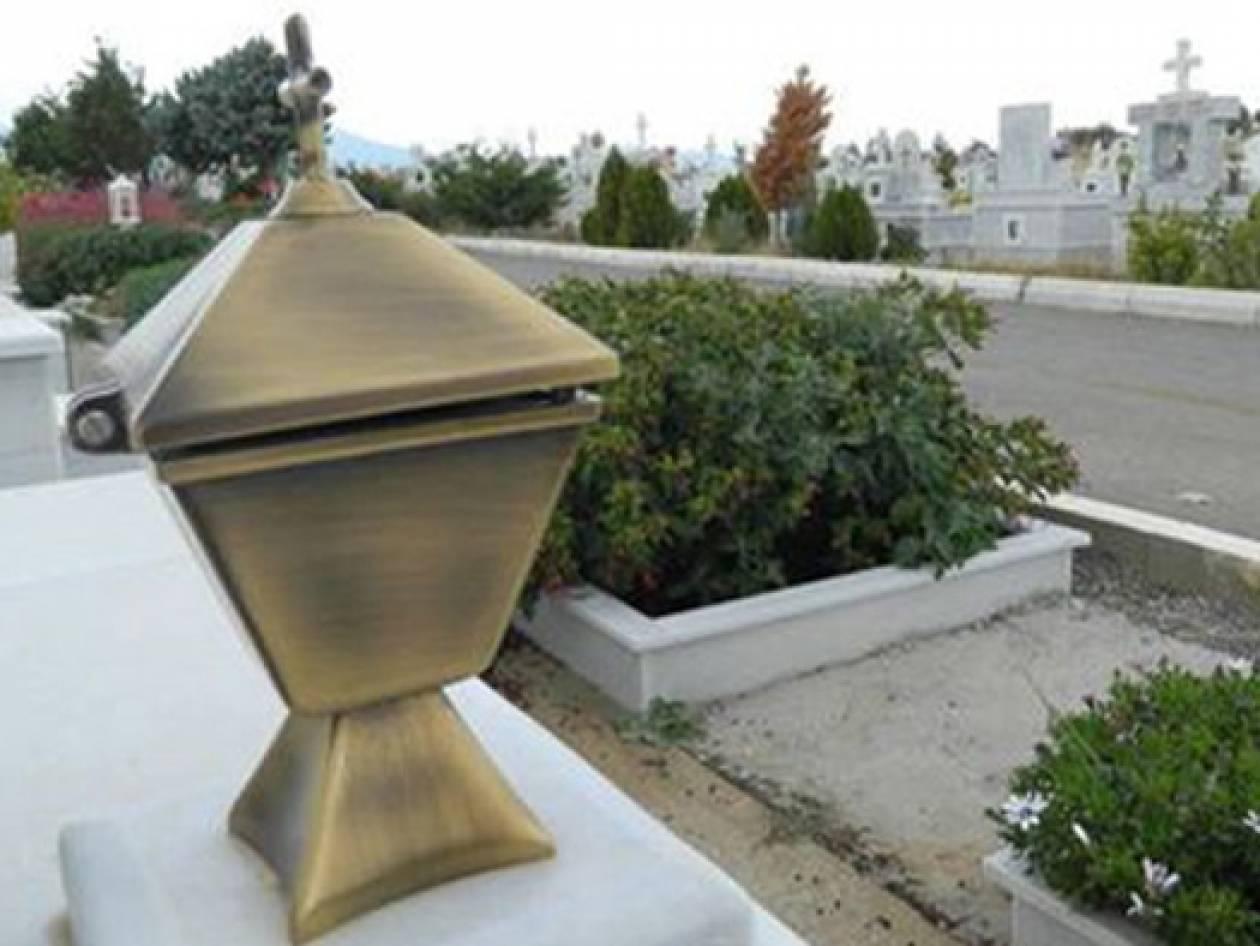 «Άδειασαν» νεκροταφείο στην Καρδίτσα