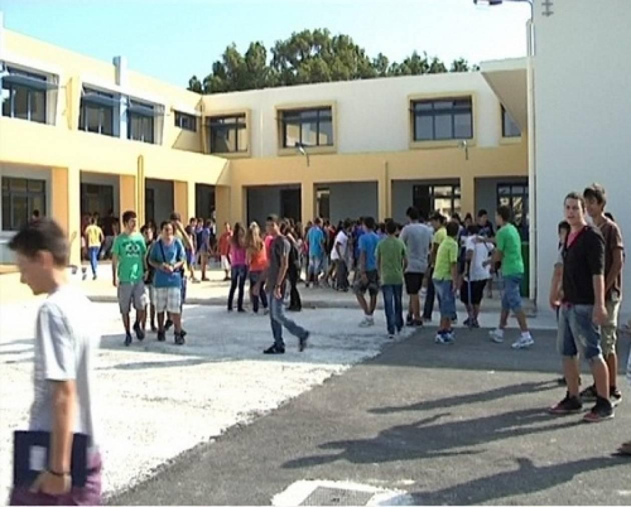 Κως: Επικίνδυνες συνθήκες για τους μαθητές στο 2ο Γυμνάσιο