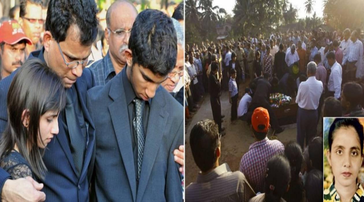 Θρήνος από πλήθος κόσμου στην κηδεία της νοσοκόμας που αυτοκτόνησε